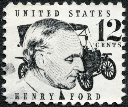 HenryFordStamp